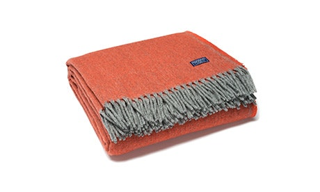 Ashby (Coral) Throw