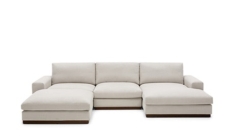Holt Modular U Sofa Per Sectional