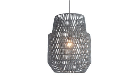 Daydream (Gray) Ceiling Lamp