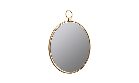 Yellen (Gold) Mirror