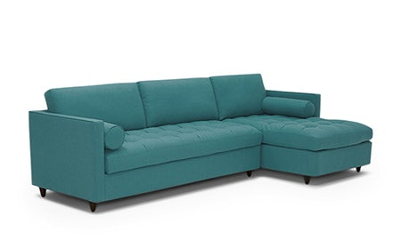 Briar Sleeper Storage Sectional