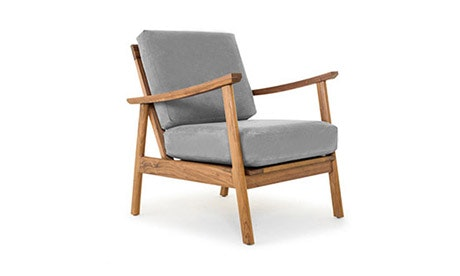 Paley Leather Chair