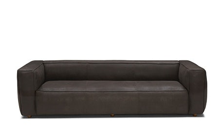 Jaxon Leather Sofa
