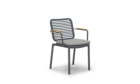 Kinsey Outdoor Dining Chair (Set of 6)