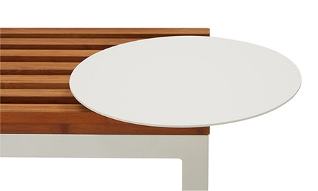Scout Outdoor Side Table Plate
