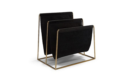 Willow Magazine Rack