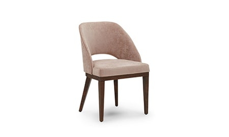 Joyce (Blush) Dining Chair