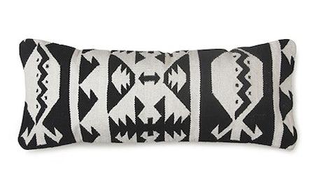 Kilim Black Pillow