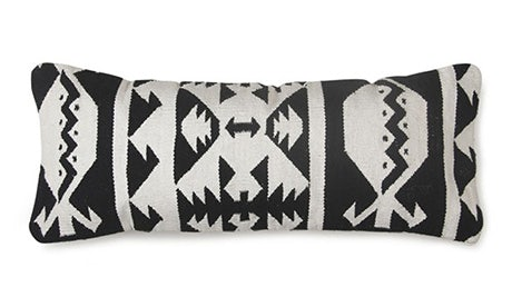 Kilim Black Pillow