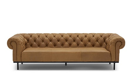 Bree Leather Sofa