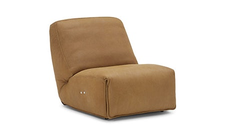 Clover Leather Chair