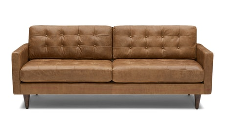 Eliot Leather Sofa