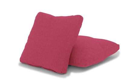 Decorative Boxed Pillows 18 x 18 (Set of 2)