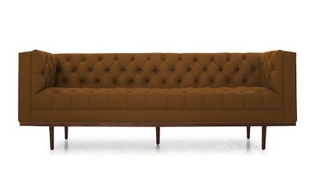 Welles Leather Sofa