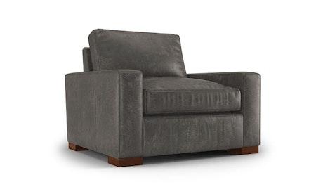 Anton Leather Chair