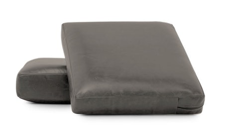 Soto Leather Cushions and Covers (Set)