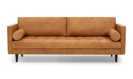 Briar Leather Sofa