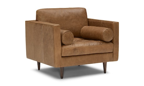 Briar Leather Chair