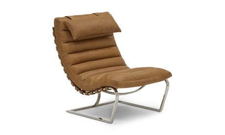 Halston Leather Chair