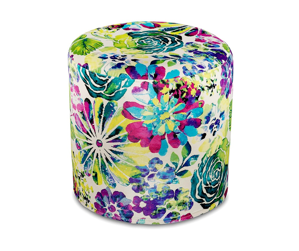 Kavi Limited Edition Pouf Ottoman