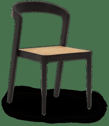 blckntrl elise dining chair