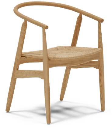 natural rayne dining chair