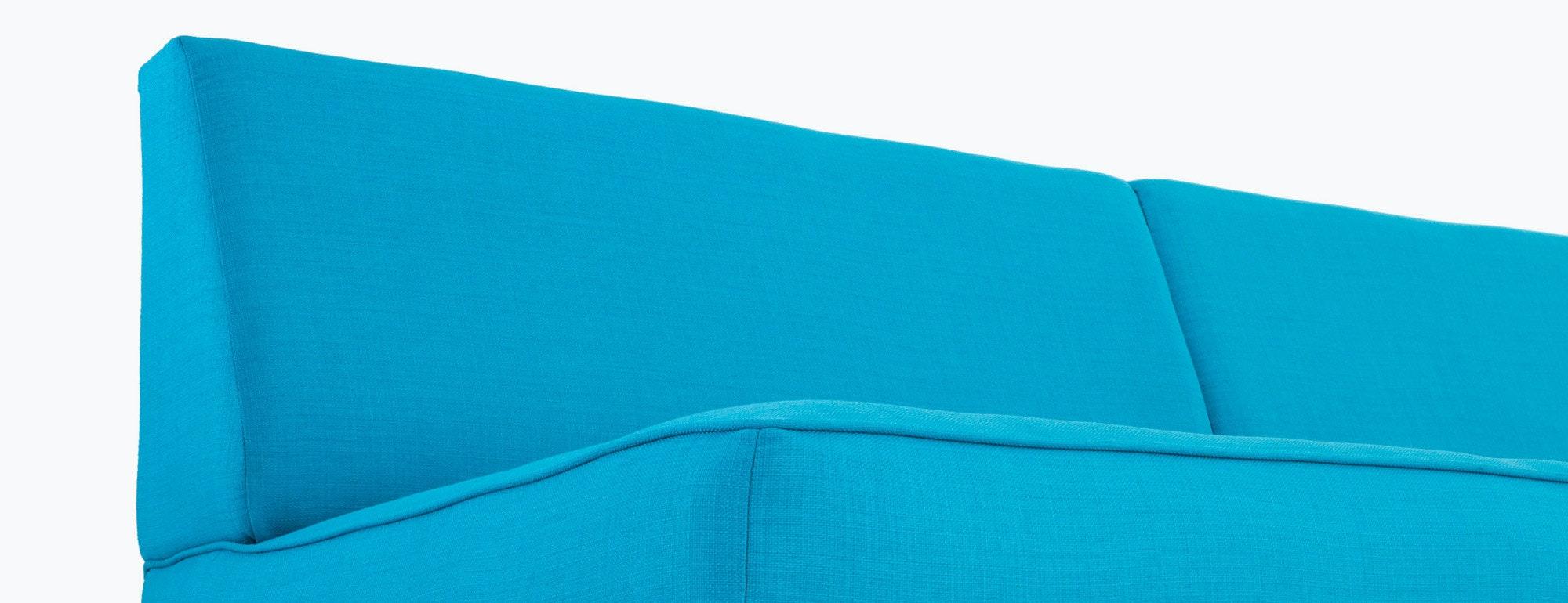 shown in Vibe Aquatic Fabric