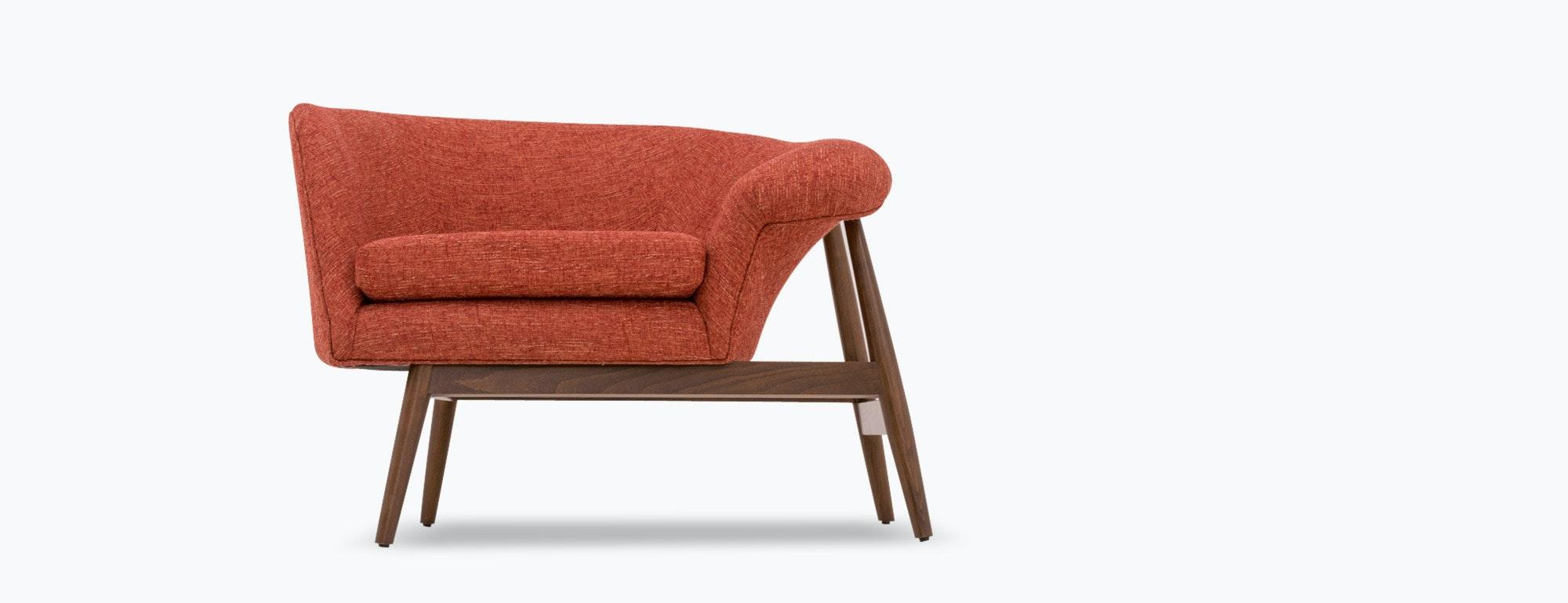 shown in Cordova Picante Fabric