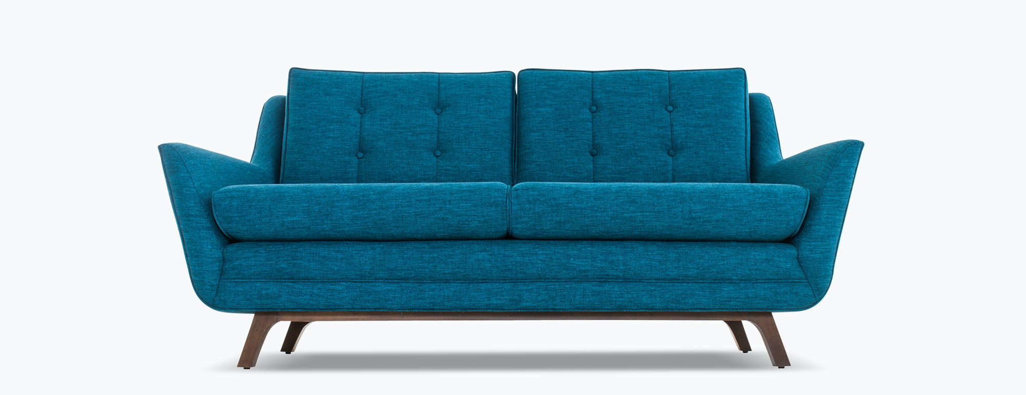 shown in Key Largo Zenith Teal Fabric