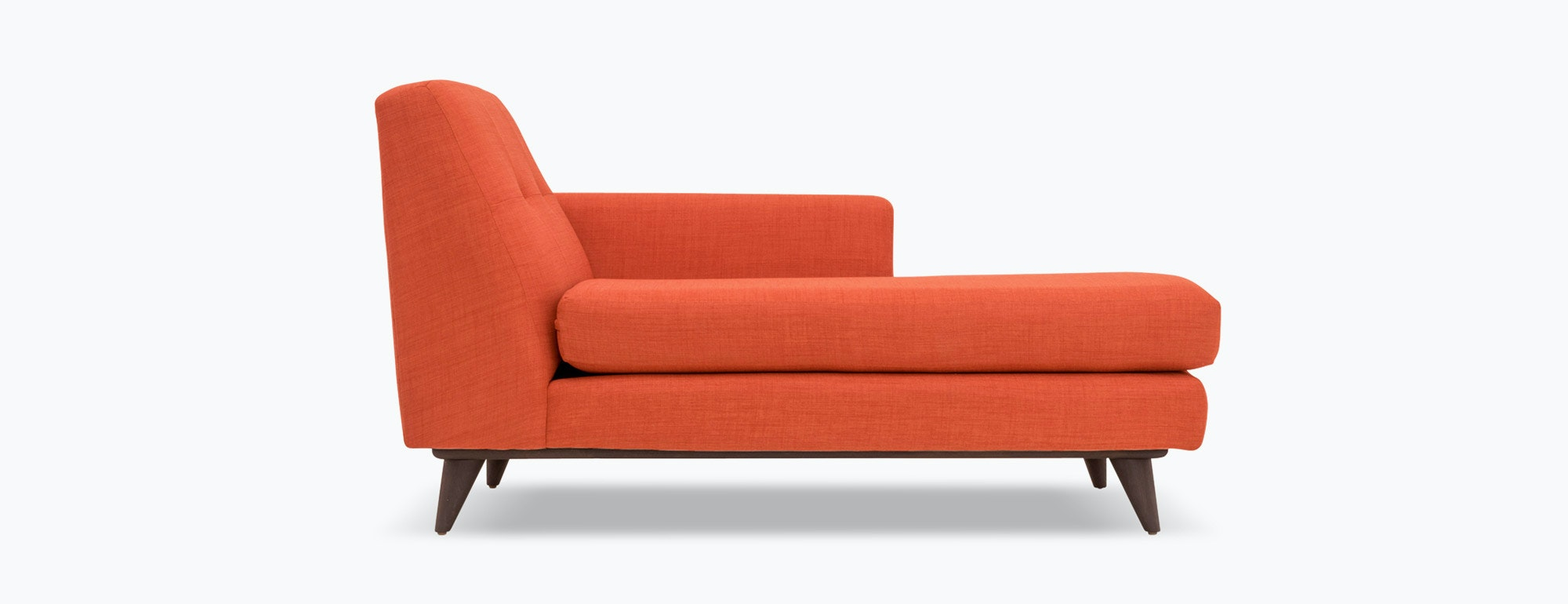 main gallery image - Chaise Orange