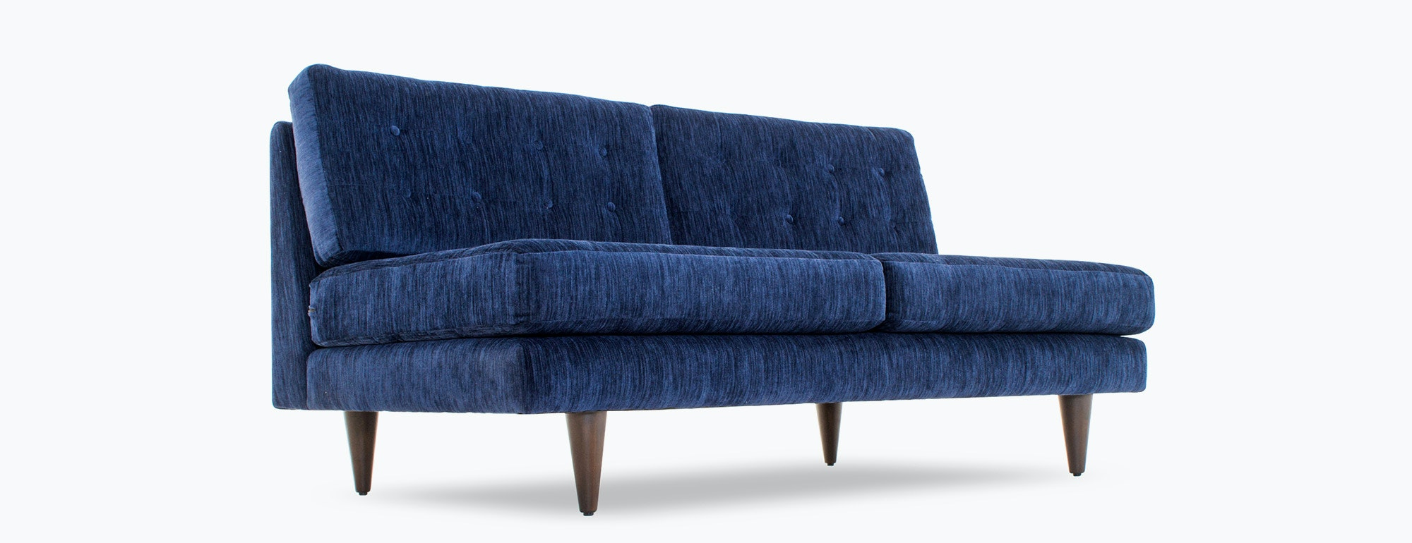 Eliot Armless Loveseat Joybird