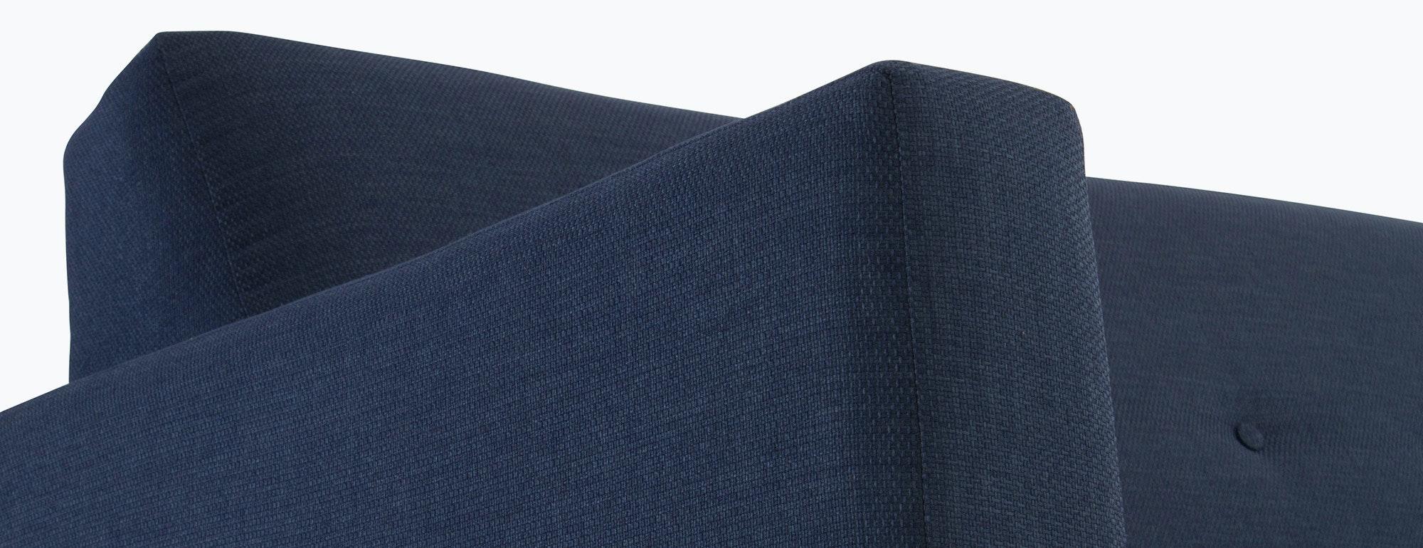 shown in Tess Bluefin Fabric