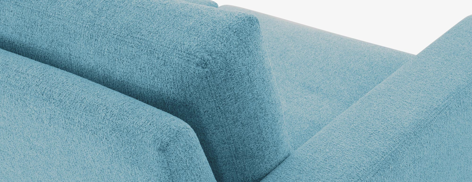 shown in Impact Mist Fabric