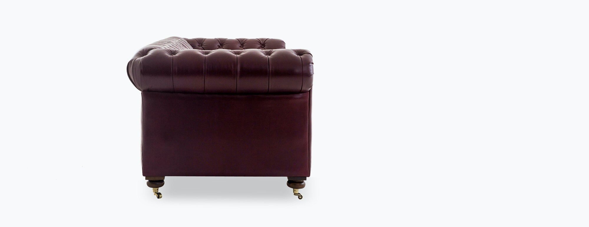 shown in Cowboy Plum Leather