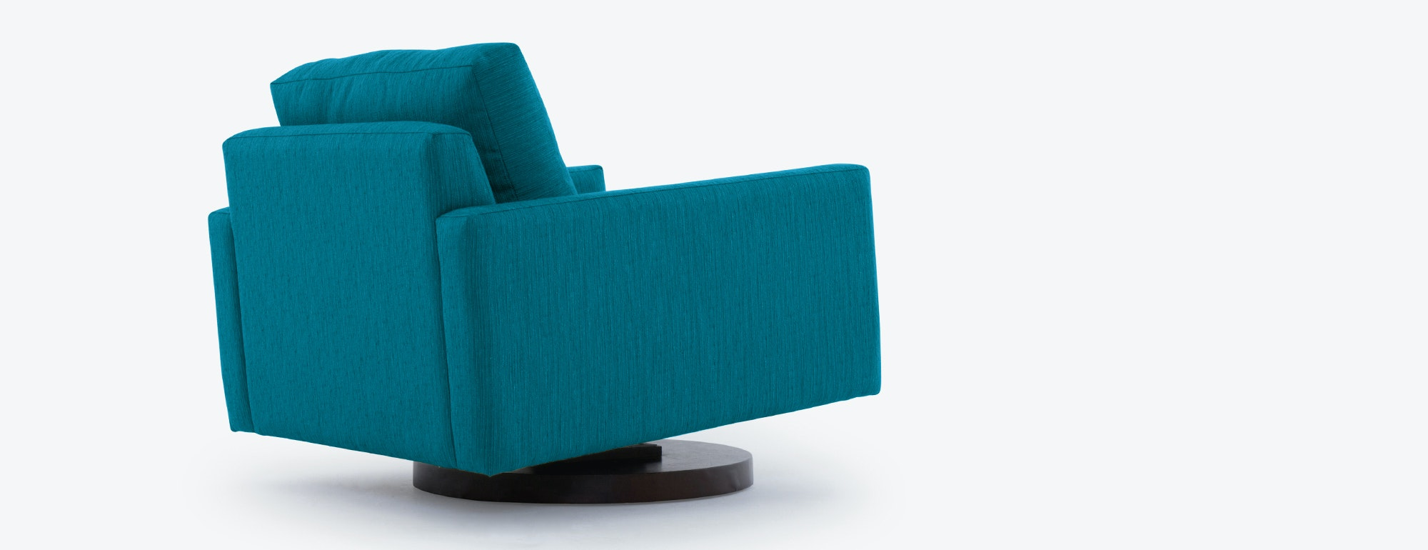 shown in Lucky Turquoise Fabric