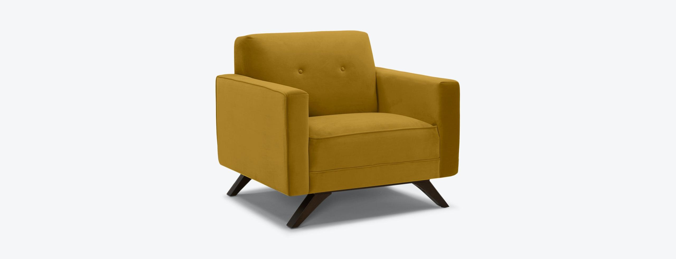 Roddy Chair Sorrento Marigold