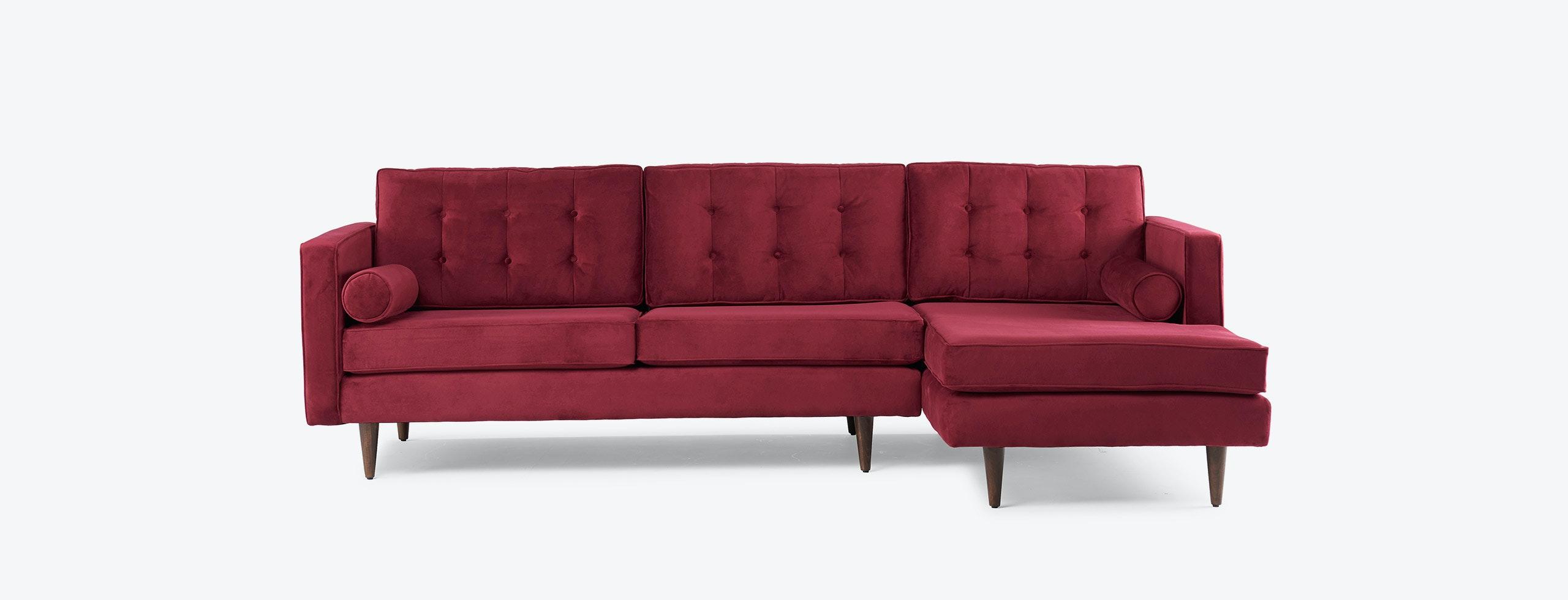 Sectional Sofas Modern Mid Century Styles Joybird