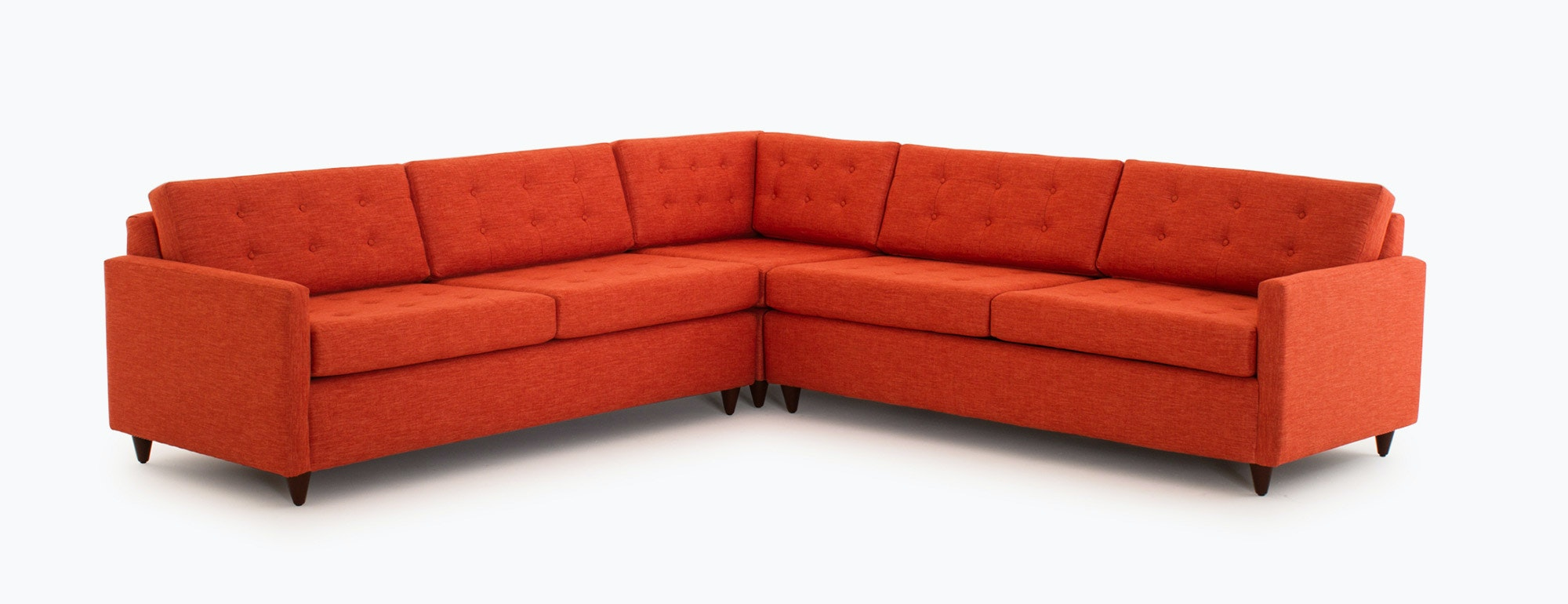 Eliot Corner Sectional Sleeper Joybird