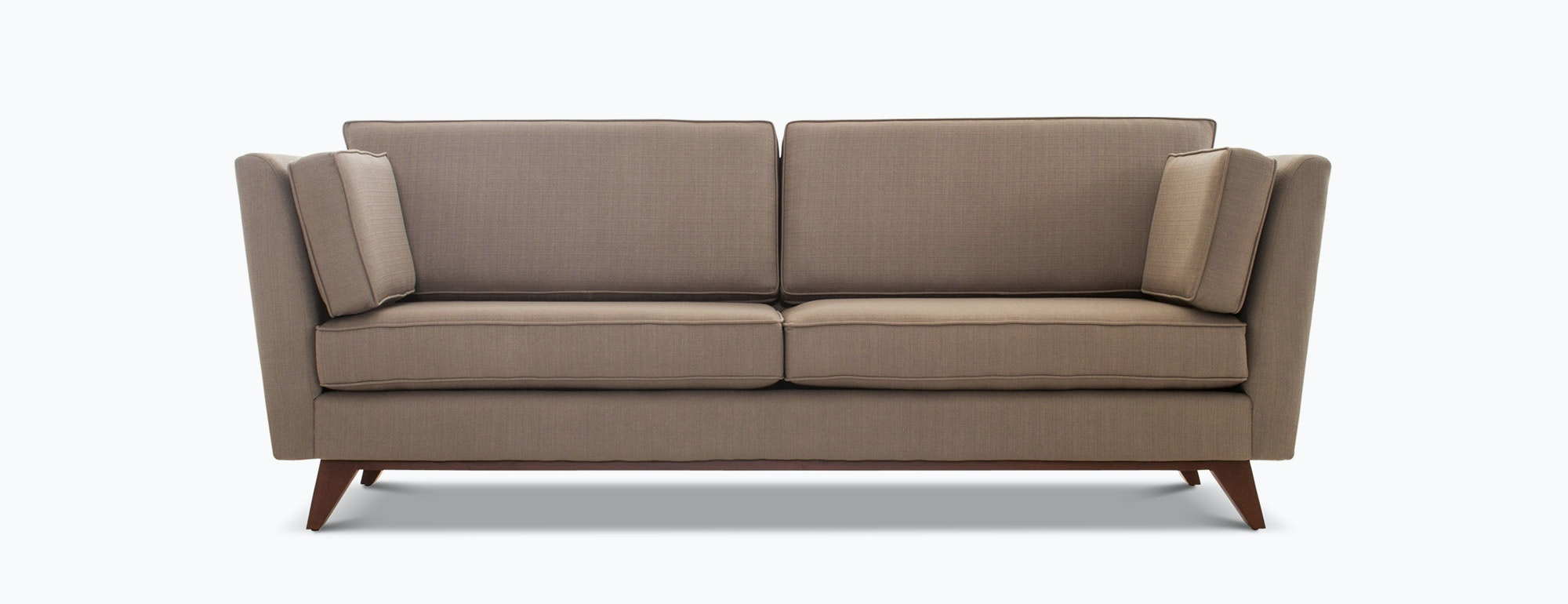 Roller sofa joybird for Roller wohnzimmer couch