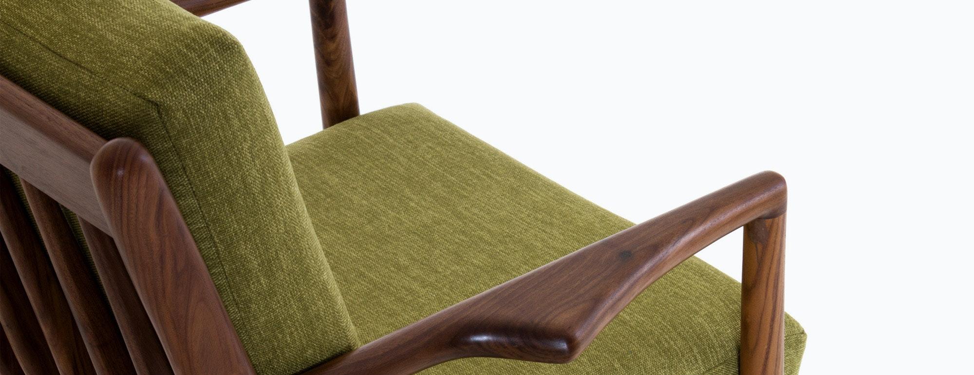 shown in Key Largo Grass Fabric
