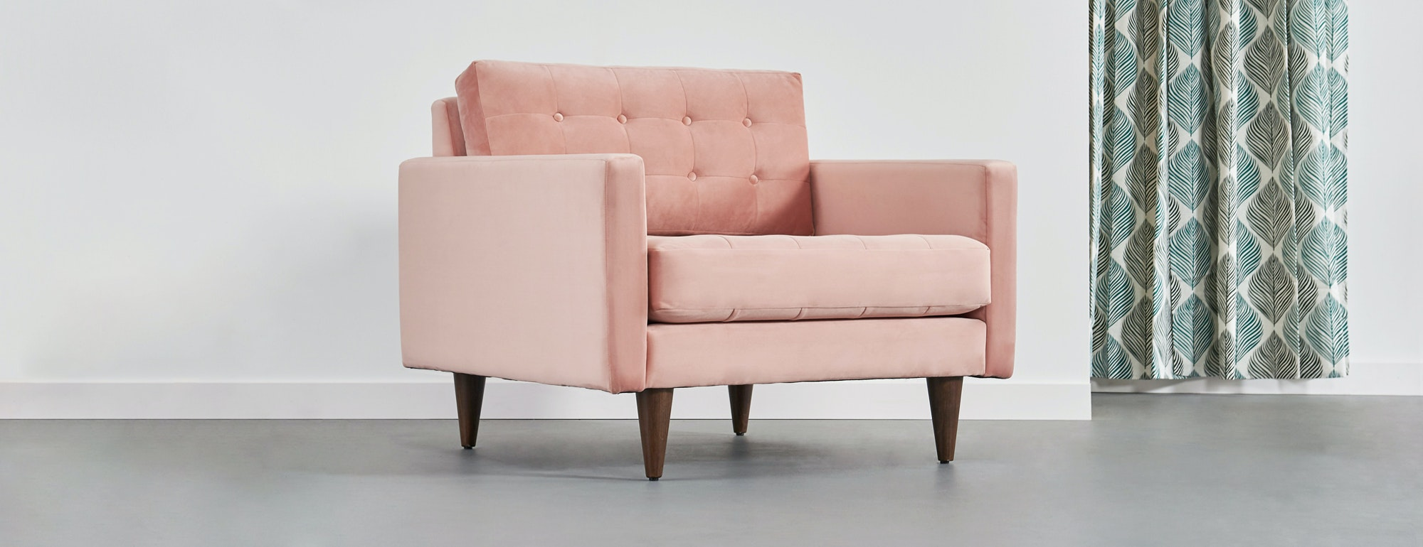 shown in Royale Blush Fabric