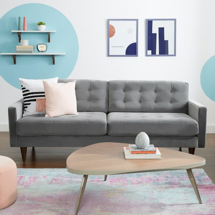 Eliot Sofa Royale Ash