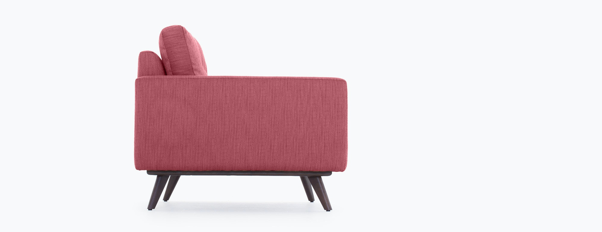 shown in Lingo Parfait Fabric