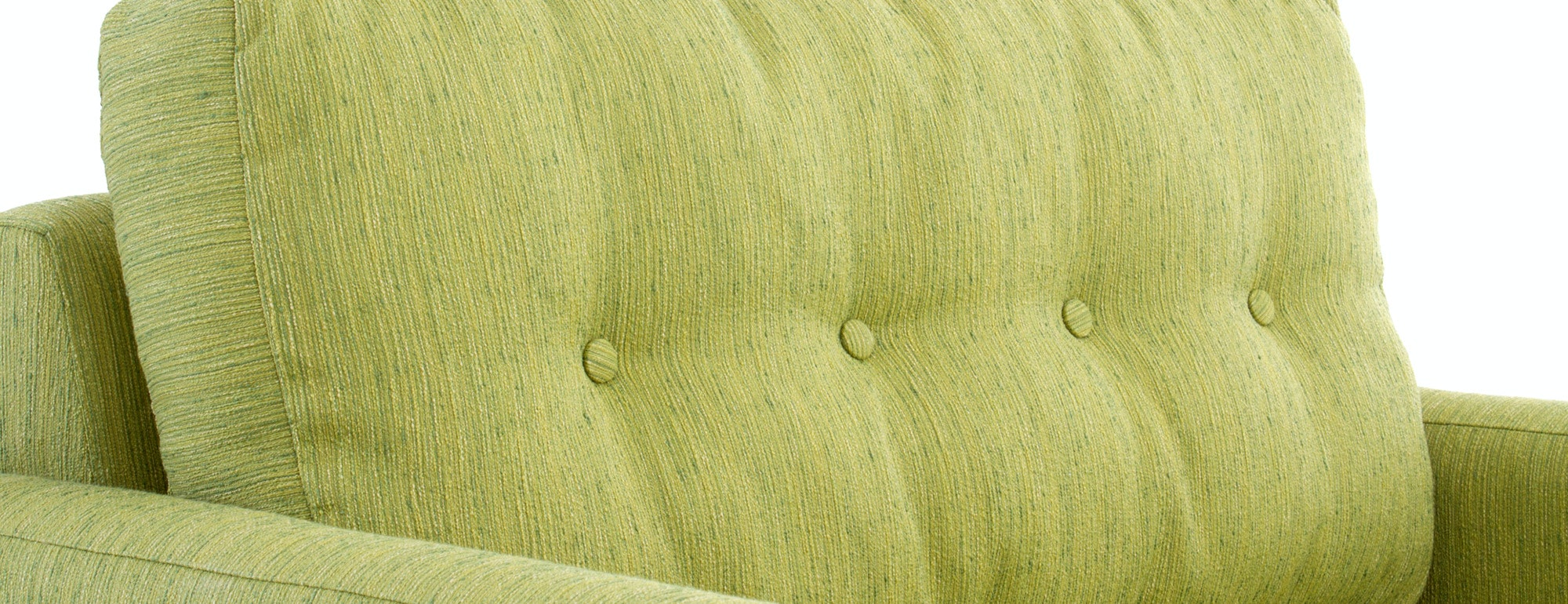 shown in Lingo Key Lime Fabric