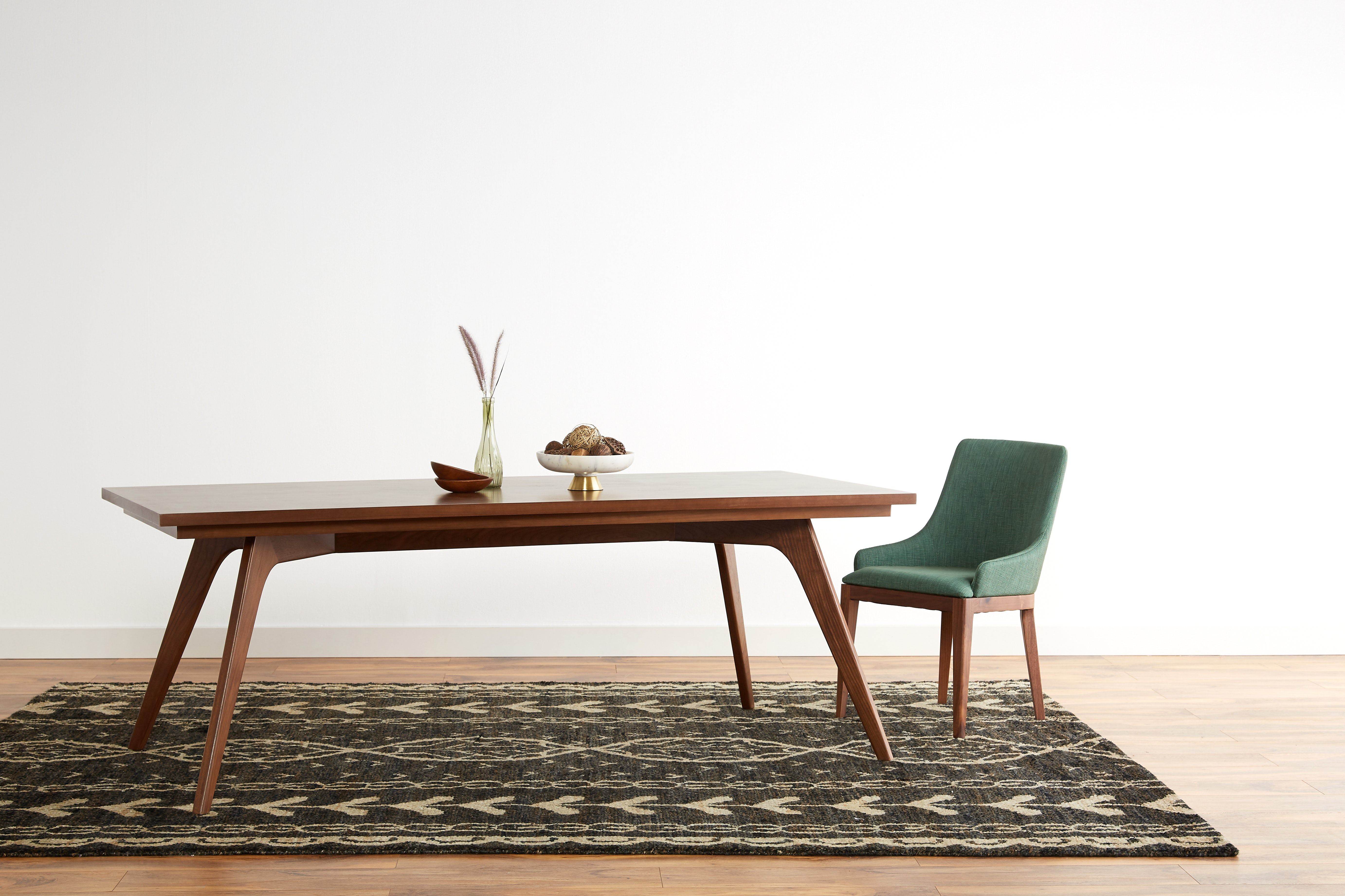 Hesse Dining Table Wood Top