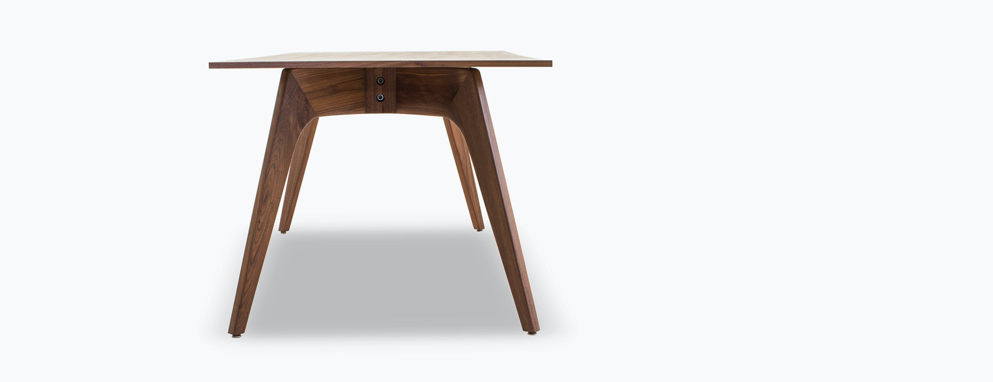 Hesse Wood Top Dining Table Joybird