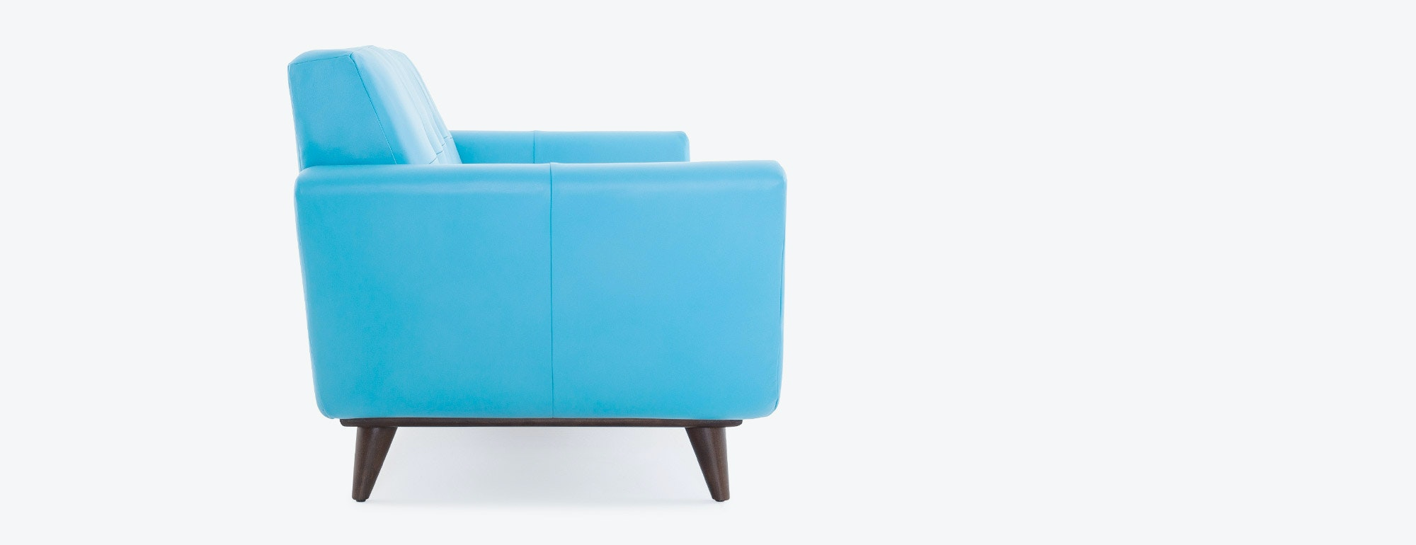 shown in Brighton Turquoise Leather