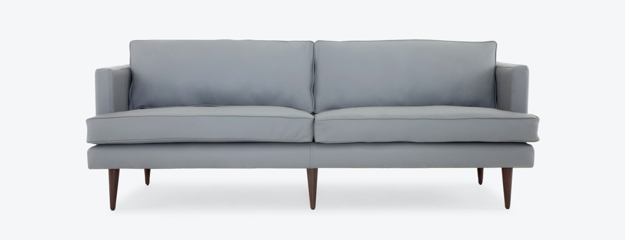 Preston Leather Sofa Joybird