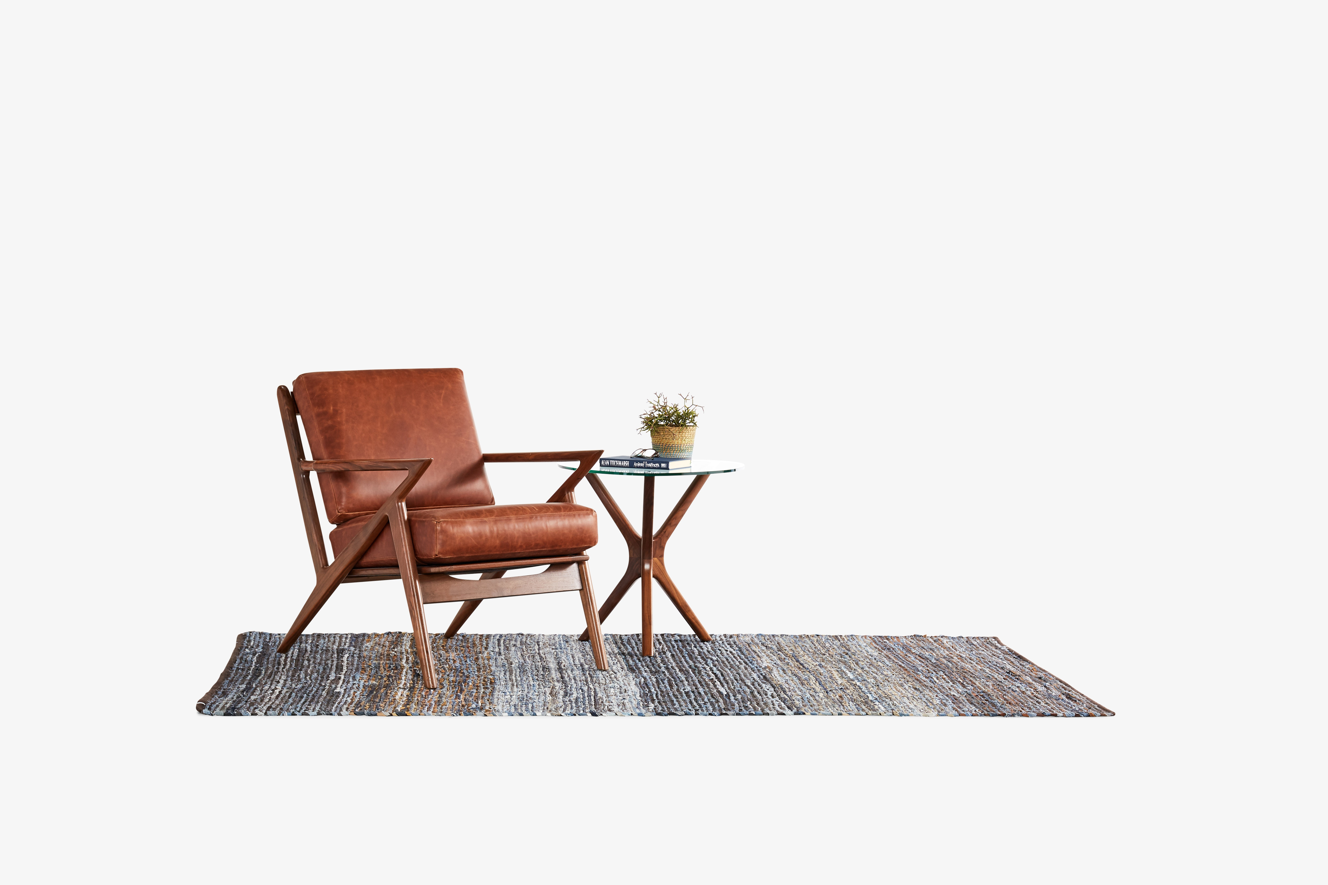 Soto Leather Chair | Joybird