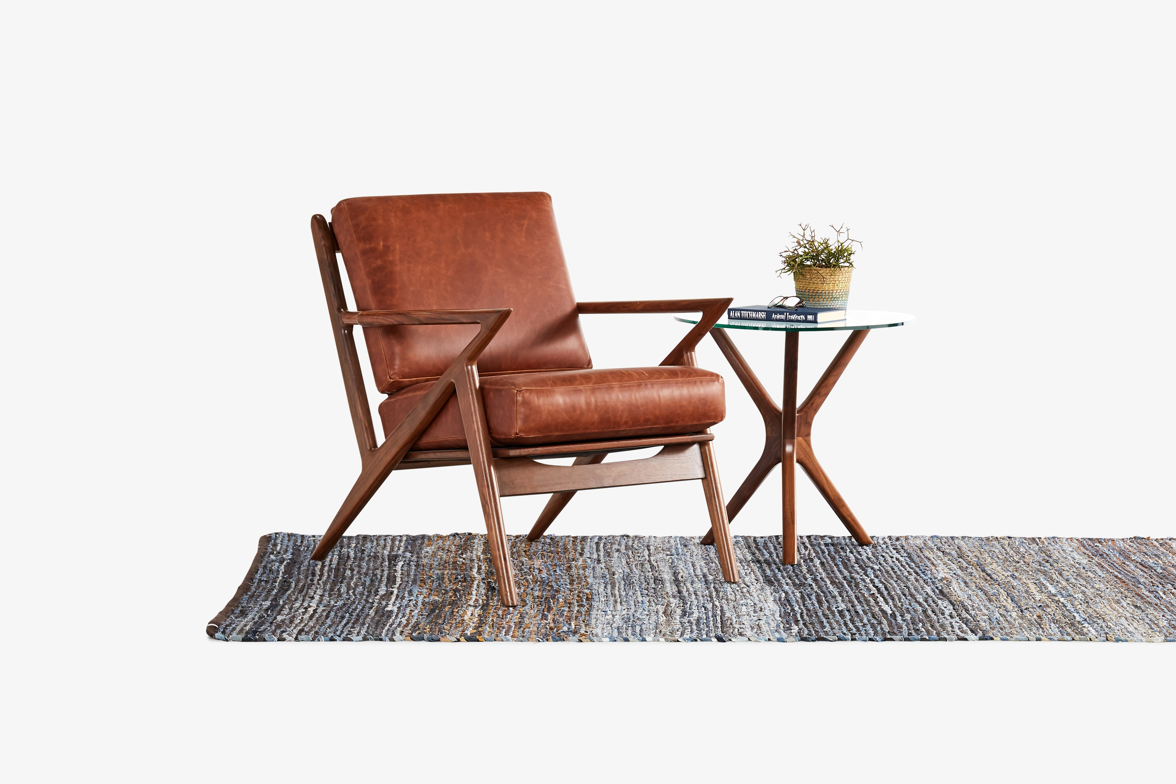 Soto Leather Chair Academy Cuero
